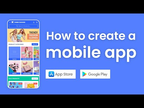 How to make an app for free without coding
