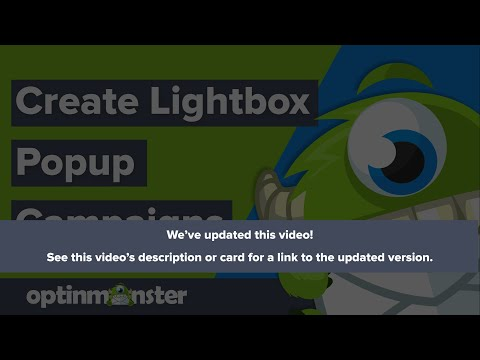 OptinMonster Lightbox Popups - Get More Leads From the Traffic You Already Have