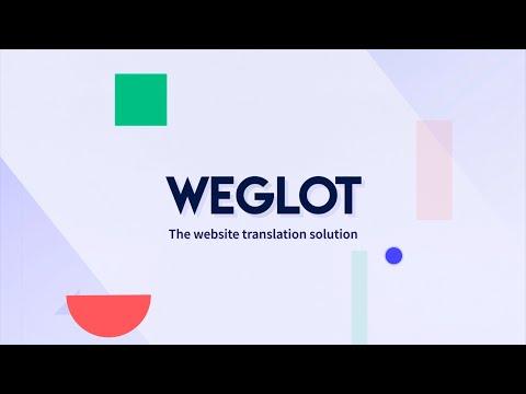 Translate Your Website With Weglot