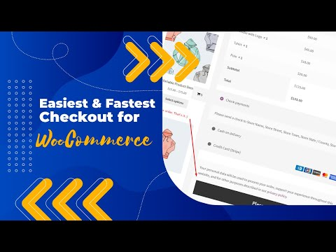 How to setup a Fast WooCommerce Checkout Process with Instantio | Reduce your Cart Abandonment Rate