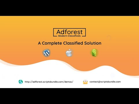 Why AdForest - The Promotional Video