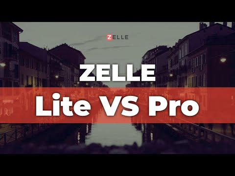 Zerif Lite vs PRO: Extra Features To Make Your Website AWESOME