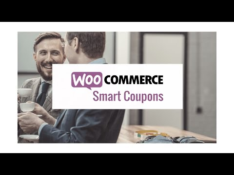 WooCommerce Smart Coupons plugin from StoreApps