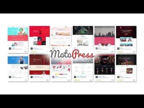 WordPress Page Builder by MotoPress
