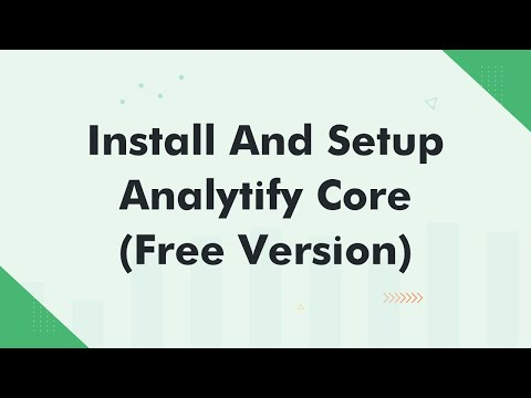 How To Install And Setup Analytify WordPress Plugin (Free Version)