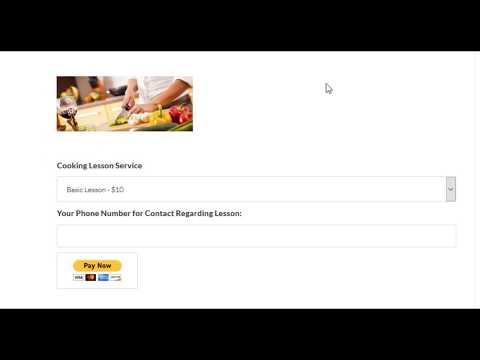 WordPress Paypal Payment Accept Plugin Tutorial Part 1