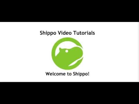 Welcome to Shippo! [Shippo Video Tutorial #1]