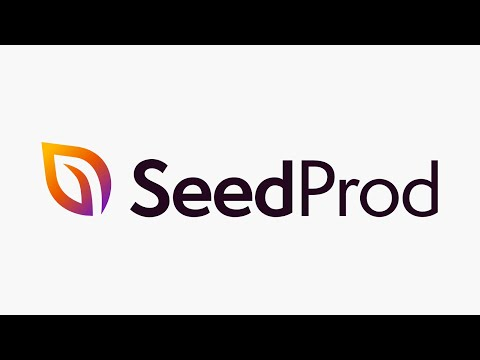 Get Started with SeedProd