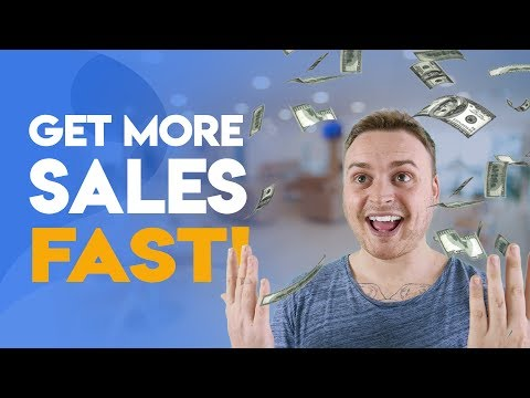 How to Get More Sales (FAST) - The Power of Live Chat