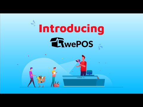 Point of Sales Plugin for WooCommerce - wePOS Next Generation POS System