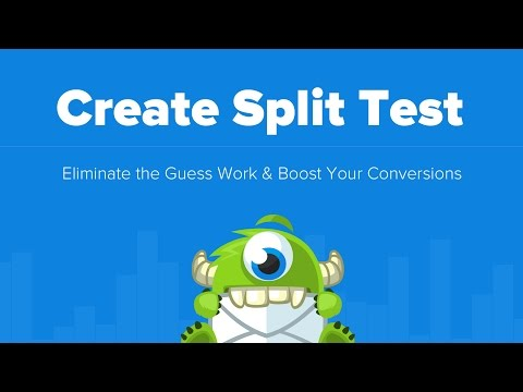 Easy A/B Split Testing with OptinMonster
