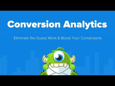 Conversion Analytics with OptinMonster