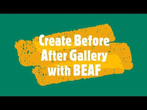 How to create a Before After Gallery in WordPress