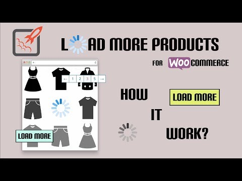 Woocommerce Load More Products