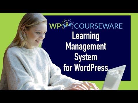 WordPress Learning Management System - WordPress Course Plugin