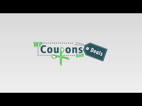 WP Coupons and Deals - Best WordPress Coupon Plugin