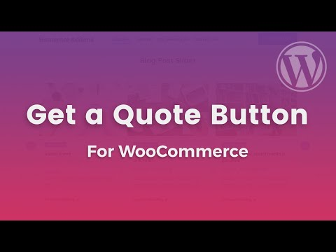 Get a Quote Button for WooCommerce Using the Contact Form 7