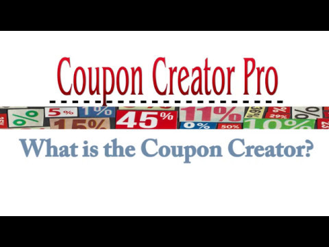What is the Coupon Creator version 2.5