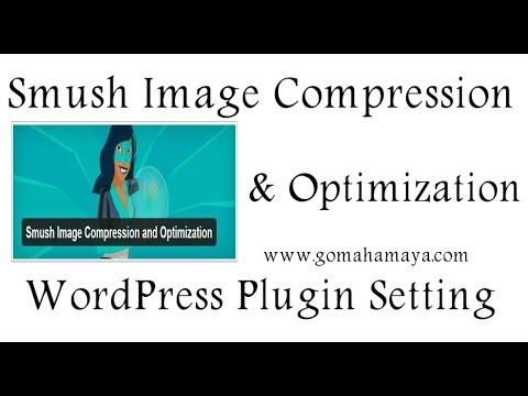 Smush Image Compression and Optimization WordPress Plugin