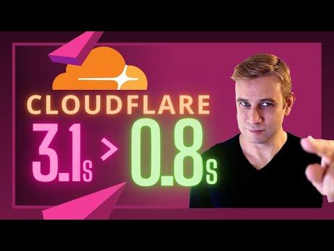 Cloudflare Optimization for WordPress (FREE method)