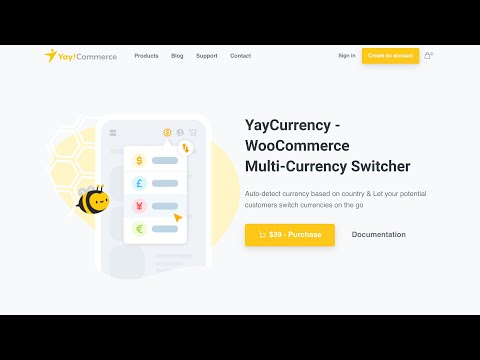Introducing YayCurrency - The Most Powerful Multi-Currency Switcher