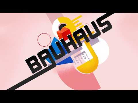 Bauhaus Design: Everything you need to know in 50 seconds