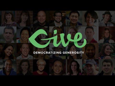 Announcing Give: Democratizing Generosity
