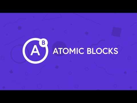 Atomic Blocks Section & Layout Block