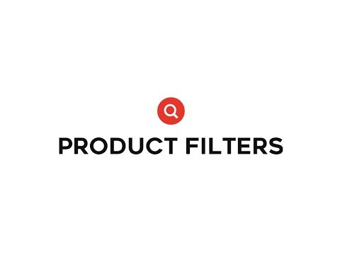 WooCommerce Product Filters - Quick start