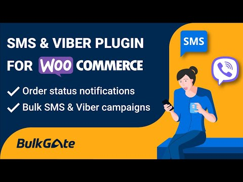 WooSMS - SMS plugin for WooCommerce   SMS notifications & target marketing