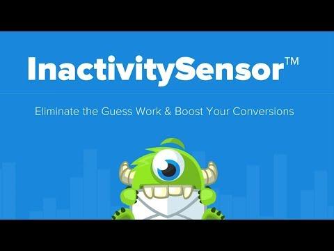 InactivitySensor with OptinMonster