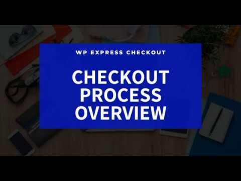 WP Express Checkout Plugin - Checkout Demonstration