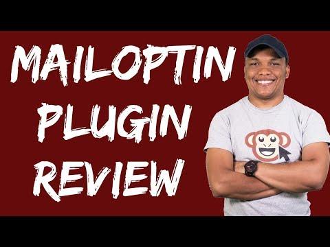 Grow Your Mailing List with MailOptin - MailOptin Plugin Review