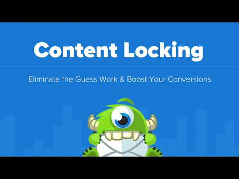 Content Locking: Encourage Email Signups with Exclusive Content