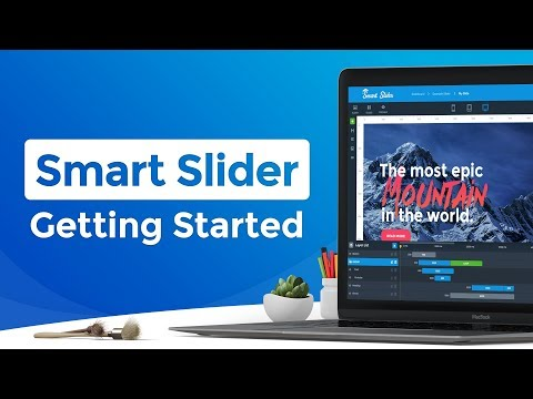 Smart Slider 3.3 - Getting started - WordPress Slider