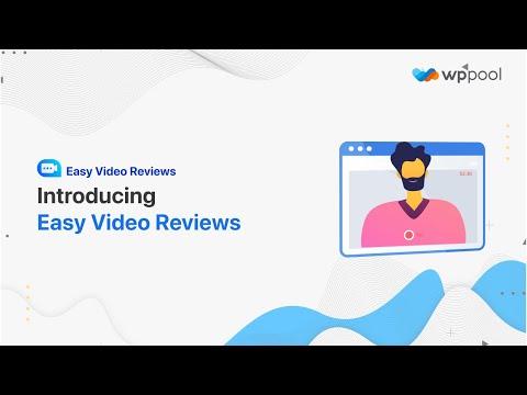 Introducing Easy Video Reviews | WordPress Video Testimonial Plugin