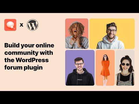 PeerBoard Forum and Community — WordPress Plugin
