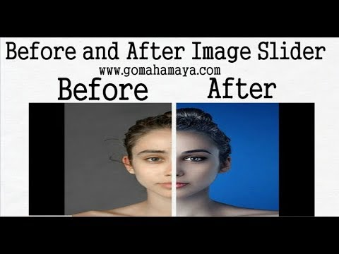 Before and After Image Slider | TwentyTwenty WordPress Plugin