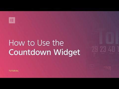 How to Add a Countdown to Your WordPress Website