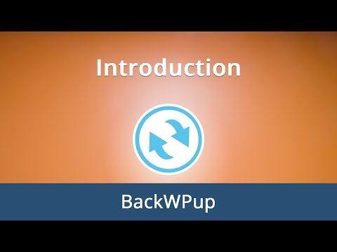 #1. Introduction to BackWPup for WordPress