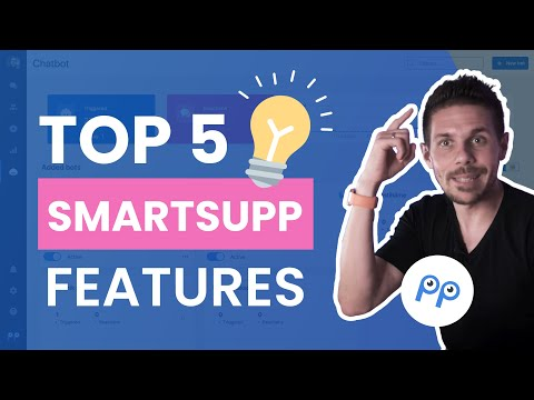TOP 5 Smartsupp features you need to use