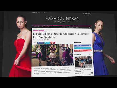 Newsmag 4 - The Best Blog and Magazine WordPress Theme by tagDiv