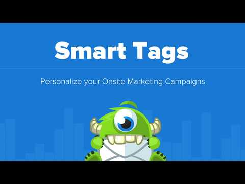 OptinMonster Smart Tags- Personalization Made Easy