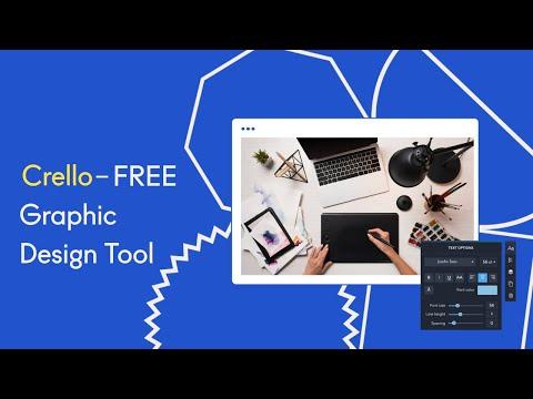 Crello - A Graphic Design Tool for Everyone