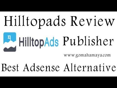 Hilltopads Review Publisher and Adverstiser   Adsense Alternative