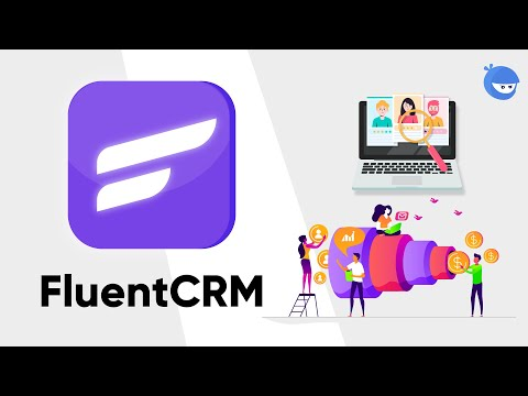 FluentCRM: The Fastest WordPress CRM Plugin with Amazing Features