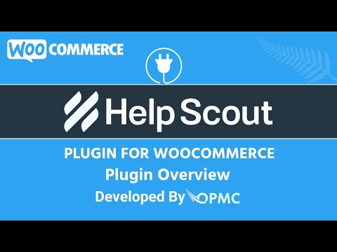 Official WooCommerce Help Scout Plugin Intro