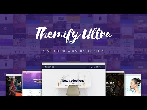 Ultra: Introducing the most powerful and flexible WordPress theme