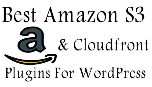 Best Amazon S3 And Cloudfront Plugin For WordPress
