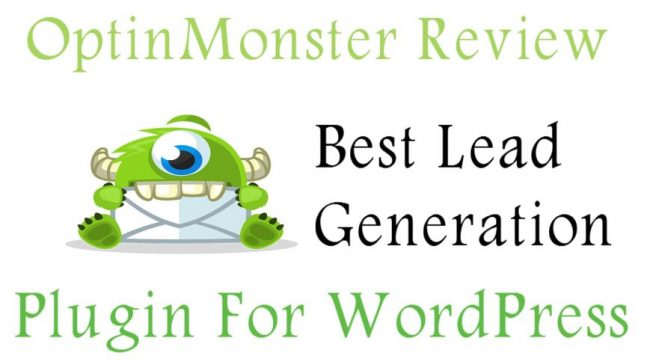 OptinMonster Review Best Lead Generation Plugin For WordPress